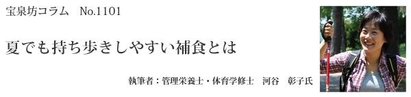 河谷彰子タイトル101